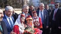 KARS VALISI - Bakan Arslan Kağızman'da
