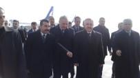 KAFKAS ÜNİVERSİTESİ - Bakan Arslan Memleketi Kars'ta
