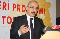 MUSTAFA ŞAHİN - Bakan Elvan, 'Malatya Sanayisinin Şahlandırma Döneminin Geldi'