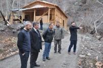 ASIRLIK ÇINAR - Bakan Eroğlu'ndan Buharkent'e Mesire Alanı Jesti