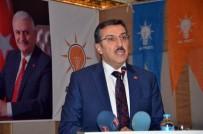 FARUK ÇATUROĞLU - Bakan Tüfenkci, AK Parti İl Danışma Meclisi Toplantısında Konuştu