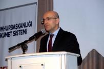 Başbakan Yardımcısı Şimşek Açıklaması 'Cumhurbaşkanlığı Hükümeti Sistemi, Rejim Değişikliği Değil, Sistem Değişikliği'