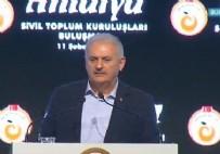 Başbakan Yıldırım müjdeyi Antalya'da verdi!