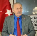 SAYIŞTAY - Başkan Atabay Belediyenin Çalışmalarını Anlattı