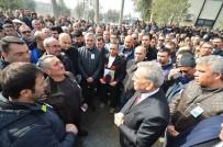 ALİ GÜVEN - Başkan Kocaoğlu'dan İZBETON Personelinin Ailesine Başsağlığı