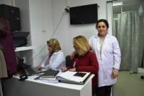 Biga Devlet Hastanesi Mobil Kanser Tarama Aracı Hizmete Girdi
