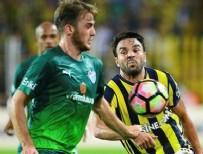 MEHMET TOPAL - Bursaspor: 1 Fenerbahçe: 1 maç sonucu