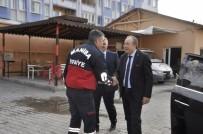 HAYVAN BARINAĞI - Büyükşehir, Akhisar'da Çalışmaları İnceledi