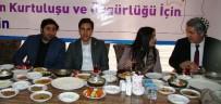 AHMET AYGÜN - DBP Eş Genel Başkanı Kamuran Yüksek Van'da