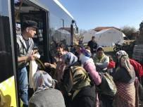 Depremzedelerden Türkiye'ye Teşekkür