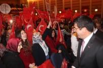 FAHRETTİN PAŞA - Ekonomi Bakanı Nihat Zeybekci Açıklaması