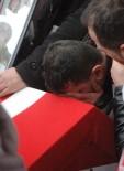 El-Bab Şehidi Ömer Akkuş'u Son Yolculuğuna Binler Uğurladı