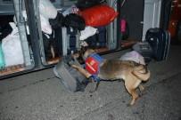 Elazığ'da Jandarmanın Uygulamasında Uyuşturucu Madde Ele Geçirildi
