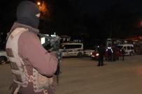 Elazığ'daki ' Huzur-Güven' Uygulamasında 4 Aranan Şahıs Yakalandı