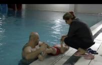 YÜZME KURSU - Engelli Çocuklara Yüzme Terapisi
