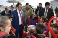 PENDİK BELEDİYESİ - Erciş'te 'Geleceğimizi Kucaklıyoruz' Projesi