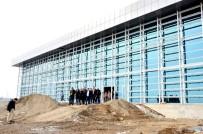 İLYAS ÇAPOĞLU - Erzincan'a Bin 400 Kişilik Kongre Merkezi