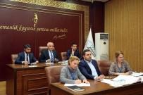 ESENYURT BELEDİYESİ - Esenyurt Belediye Meclisi 18 Gündem Maddesiyle Gerçekleşti