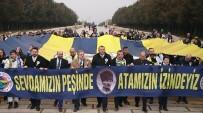 ANıTKABIR - Fenerbahçeliler Ata'nın Huzurunda