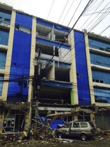 Filipinlerde 6.5 büyüklüğünde deprem