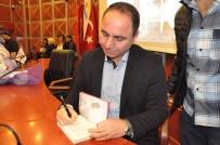 MATEMATIK - Gebzeli Yazar Levent Altun, 'Özlem'e Mektup' İsimli Kitabını Tanıttı