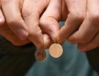 ÇEYREK ALTIN - Gram altın dörde bölündü