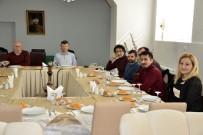 Hakkari İl Jandarma Komutanı Basınla Sohbet Toplantısı Düzenledi