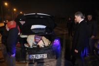 İSMAIL GÜNEŞ - Huzur Operasyonunda Sürücü İle Vali Arasında İlginç Diyalog