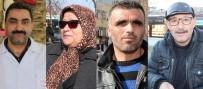 ÇALıKUŞU - İç Anadolu Bölgesinden Referandum Yorumları