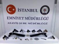 KURUSIKI TABANCA - İstanbul Polisi 6 Bin Otomobil, 500 İş Yerini Denetledi