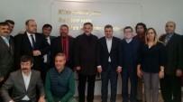 SADıK TUNÇ - İzmir'de Roman Vatandaşların Sorunları Tartışıldı