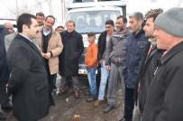 SEDDAR YAVUZ - Kaymakam Özkan'dan Halk Buluşması