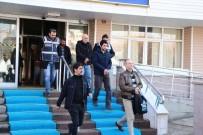 Kırıkkale'de FETÖ'den Gözaltına Alınan 4 Polis Tutuklandı