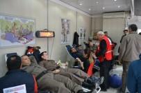 ASKERİ PERSONEL - Kulu'da Jandarma'dan Kan Bağışı