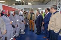 OTOMOTİV SEKTÖRÜ - Kütahya Martur Tesisleri Fabrika Direktörü Salim Doğru Açıklaması Fabrikamızda Bin 230 Kişiyi İstihdam Ediyoruz