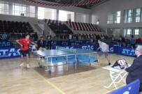MASA TENİSİ - Masa Tenisi Grup Müsabakaları Başladı