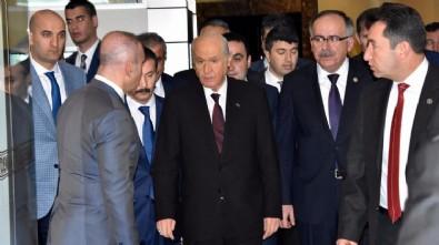 MHP lideri Devlet Bahçeli'den referandum çağrısı