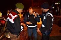 Milas'ta Jandarma Ve Polis'ten Ortak Huzur Operasyonu