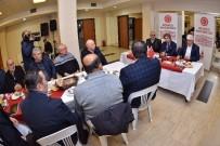 AHMET MISBAH DEMIRCAN - Okmeydanı'nda Kentsel Dönüşüme Yoğun İlgi