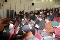EĞİTİM YILI - Patnos'ta TARSİM  Bilgilendirme Toplantısı Yapıldı