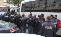 EMNİYET AMİRİ - Samsun'da Bylock'tan 21 Polis Tutuklandı