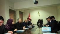EMNİYET AMİRİ - Şaphane'de Hayat Boyu Öğrenme Halk Eğitimi Planlama Ve İşbirliği Komisyonu Toplantısı