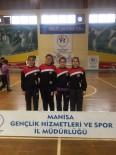 AYDOĞMUŞ - Selendili Badmintoncular Manisa Şampiyonu