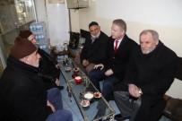 CAMİİ - Sivas'ta 15 Bin Kişiye İstihdam Sağlanacak