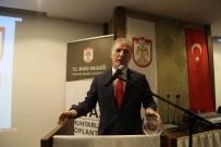 MEHMET NEBI KAYA - Sivas'ta Muhtarlar Toplantısının Beşincisi Gerçekleştirildi