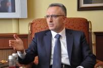 OSMAN YıLDıRıM - 'Siyasi Belirsizlik Yatırımcıyı Etkiliyor'