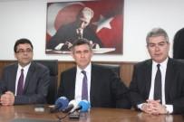 METİN FEYZİOĞLU - TBB Başkanı Feyzioğlu'dan Rus Jetinin Türk Birliğini Vurması Açıklaması