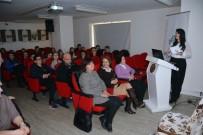ECZACI ODASI - Tekirdağ'da 'Sınav Kaygısı' Semineri