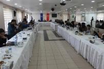 NÜFUS ARTIŞ HIZI - Tekirdağ Valisi Ceylan, 2016 Yılı Değerlendirme Toplantısı Düzenledi