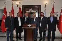 Tunus Nahda Hareketi Lideri El-Gannuşi Afyonkarahisar'da